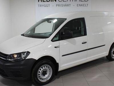 begagnad VW Caddy Maxi 2.0TDI DSG Värmare/V-hjul