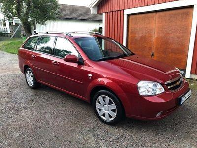 begagnad Chevrolet Nubira Wagon