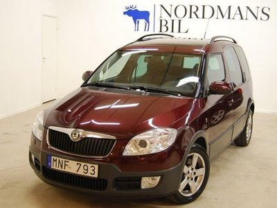używany Skoda Roomster Scout 1 ÄGARE -10