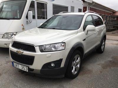 begagnad Chevrolet Captiva 2.2D 4WD 2011, SUV 75 000 kr