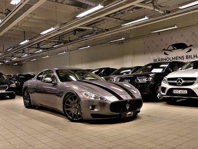 begagnad Maserati Granturismo 4.2 410HK SPORTAVGAS FULLSERVAD KOLFIBE