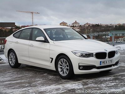 begagnad BMW 320 Gran Turismo d xDrive Svensksåld
