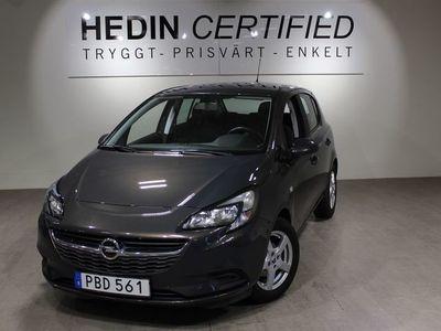 begagnad Opel Corsa Enjoy 1,4 90hk Manuell 5vxl