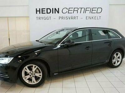 begagnad Audi A4 QUATTRO AUT SPORT 2017, Kombi Pris 214 800 kr