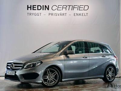begagnad Mercedes 200 - Benz B - KLASS/ / AMG & BACKKAMERA / /
