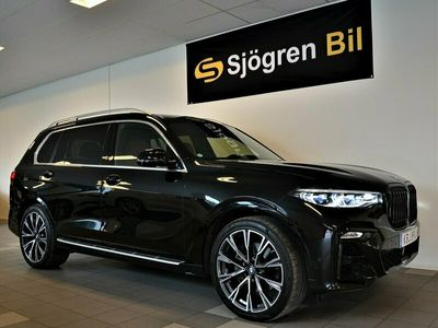 begagnad BMW X7 xDrive30d M-Sport Executive Euro 6 265hk