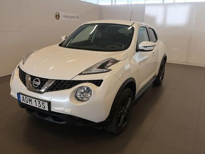 begagnad Nissan Juke 1.6L 110 Xtronic N-Connecta