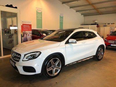 begagnad Mercedes GLA180 d AMG Sky, GPS, P.senso