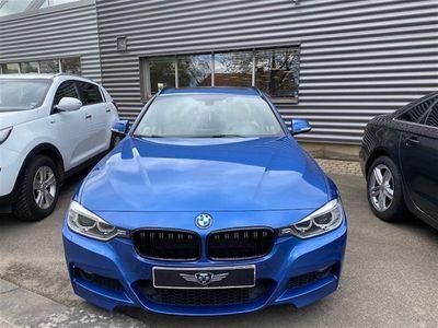 begagnad BMW 330 d Touring Steptronic, 258hk M Sport, 0kr kontantinsats