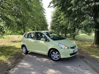 begagnad Honda Jazz 1.3 Svensksåld, ACC, En privat Ägare, 83hk