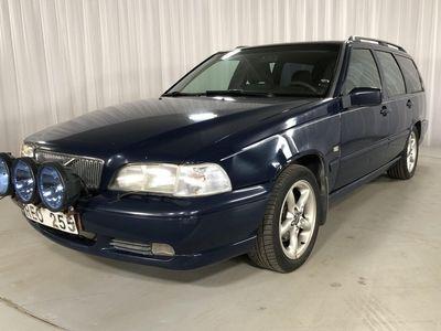 usado Volvo V70 GLT (170hk)