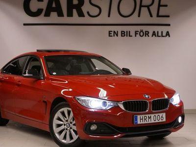 begagnad BMW 428 i xDrive 245hk Taklucka H&K Värmare