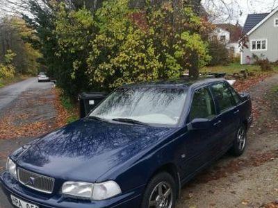 begagnad Volvo S70 i bra skick, nybesiktad & skattad -99