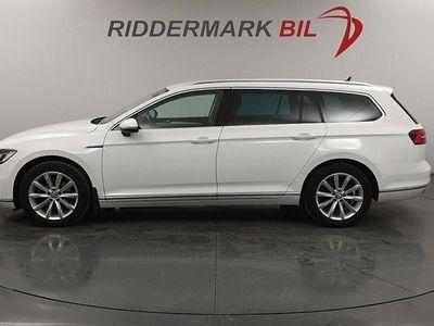 begagnad VW Passat 1.4 Plug-in-Hybrid Sportscombi (218hk)