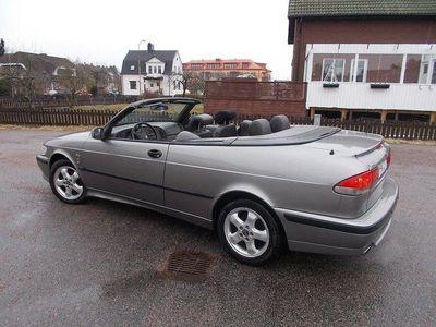 begagnad Saab 9-3 Cabriolet 2.0 Turbo SE 185hk