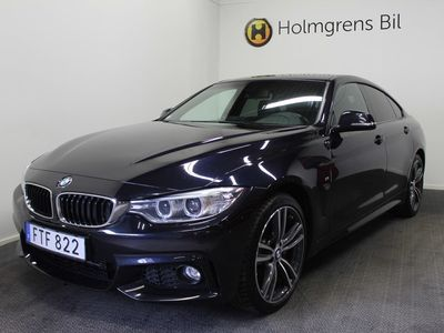begagnad BMW 435 d xdrive gc m-sport/ navi/ backkamera -15