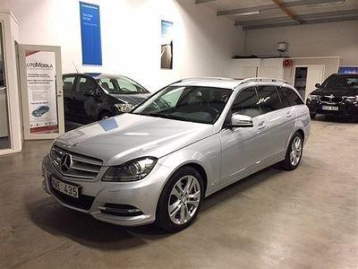 begagnad Mercedes C220 CDI Avantgarde 1br 4513 mil -13