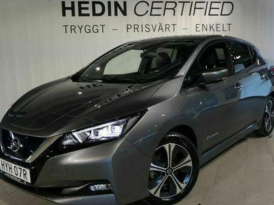 begagnad Nissan Leaf 40 kWh Tekna Propilot