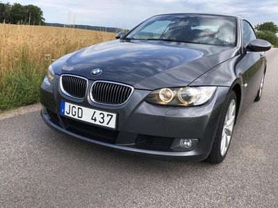 begagnad BMW 325 Cabriolet i Cabriolet E93 (218hk)