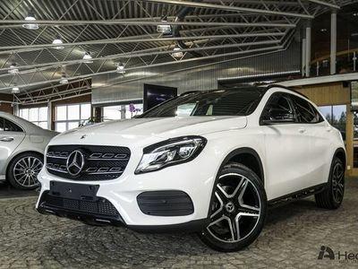 begagnad Mercedes GLA250 4MATIC // AMG Sky & Drag //