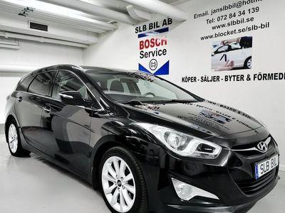 begagnad Hyundai i40 CW 1.7 CRDi/Aut/Väl-Utr/PANGPRIS