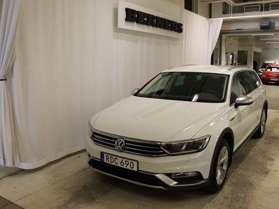 begagnad VW Passat ALLTR TDI 190 DSG 2016