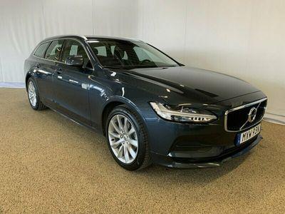 begagnad Volvo V90 D4 Momentum SE, Garanti 24 månader, On call, Dragkrok halvautomatisk, Parkeringssensor bak, Smartphone Integration
