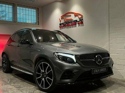 begagnad Mercedes GLC43 AMG AMG4MATIC AMG EU6 367hk GRYM SPEC
