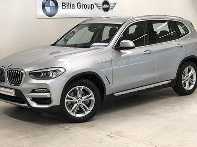 begagnad BMW X3 xDrive20d xLine | Navi | Drag | HiFi