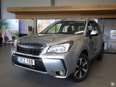 begagnad Subaru Forester 2.0 XL Automat Bensin 4WD