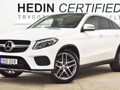 begagnad Mercedes GLE350 d AMG Coupe 4-Matic Värmare