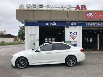 begagnad BMW 320 d M Sedan Steptronic Euro 6 190hk