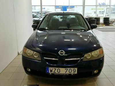 begagnad Nissan Almera 5 - dörrar 1.8 Manuell, 116hk