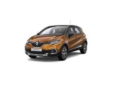 begagnad Renault Captur PhII TCe 90 Intens II 2019, Halvkombi 172 500 kr