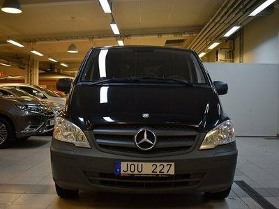 begagnad Mercedes Vito 116 CDI 163hk