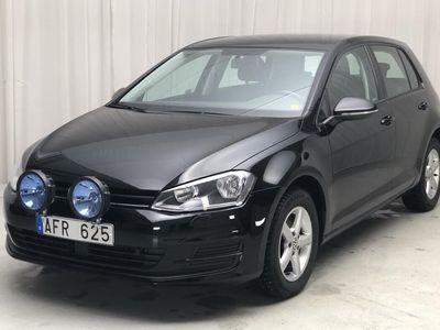 begagnad VW Golf VII 1.6 TDI BlueMotion Technology 5dr 4Motion (105hk)