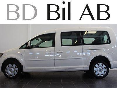 begagnad VW Caddy Maxi Life 2.0 TDI 4M 7-SITS -13