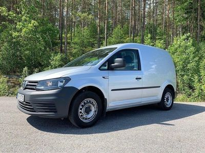 begagnad VW Caddy 1,4TGI ECO Fuel Biogas