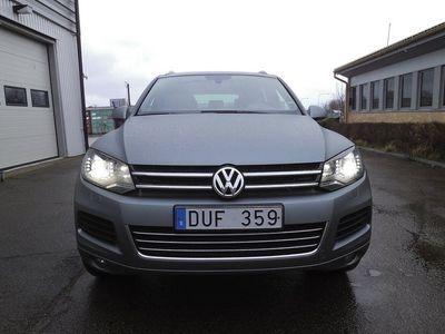 gebraucht VW Touareg 3.0 V6 TDI BlueMotion 4Motion Aut. Sport 245hk