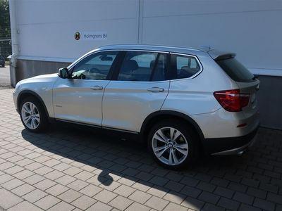 begagnad BMW X3 xDrive 35i Navi Pro Panorama Hud