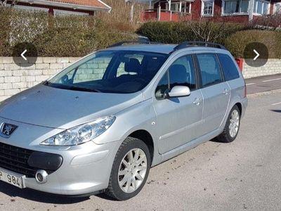 begagnad Peugeot 307 xs 2.0 06a