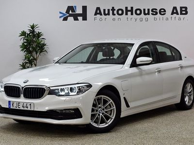 begagnad BMW 530 e iPerformance Sedan -18
