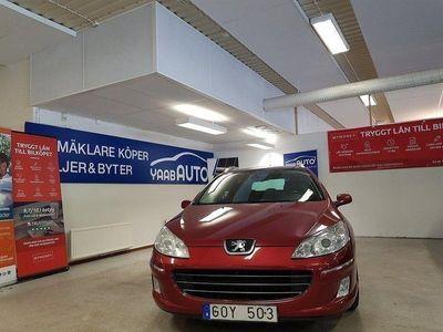 begagnad Peugeot 407 SW 1.6 HDi 109hk