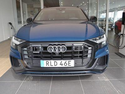begagnad Audi Q8 Quattro Approved 2,95% Ränta