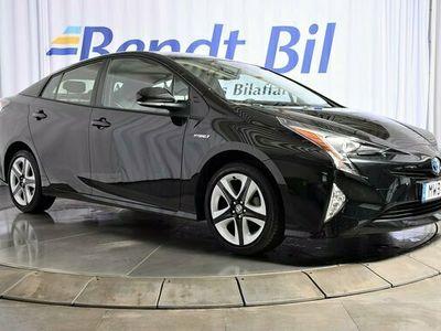 begagnad Toyota Prius Hybrid 1.8 VVT-i Hybrid CVT 1 ägare 2019, Halvkombi Pris 244 800 kr