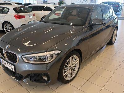 begagnad BMW 118 i Model M Sport / Aut / Drag