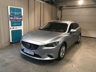 begagnad Mazda 6 2,2 DE Vision AWD Automat