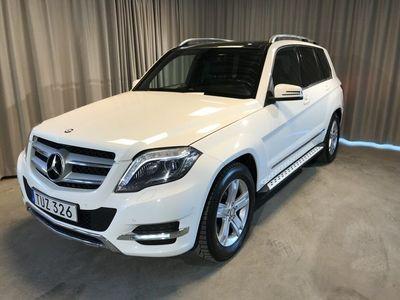 begagnad Mercedes GLK220 CDI 4M