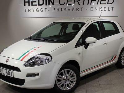 begagnad Fiat Punto 1,2 69Hk 5-dörr AC Vinterhjul
