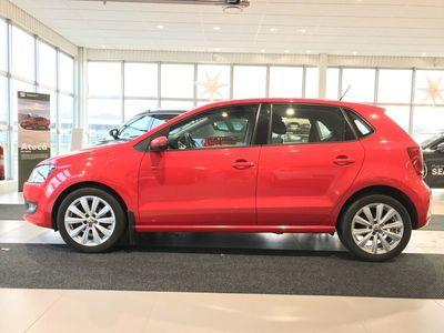begagnad VW Polo 5-dörrar 1.4 Comfortline 86hk